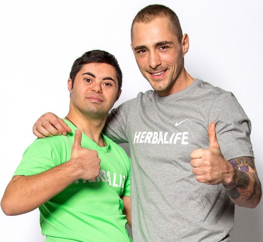 Vladimir Drăghia face echipă cu Special Olympics România în cadrul Herbalife Braşov Triathlon