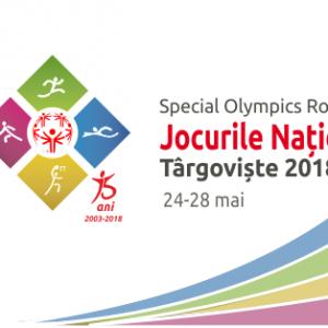 Cel mai mare eveniment sportiv dedicat persoanelor cu dizabilități intelectuale începe pe 25 mai la Târgoviște
