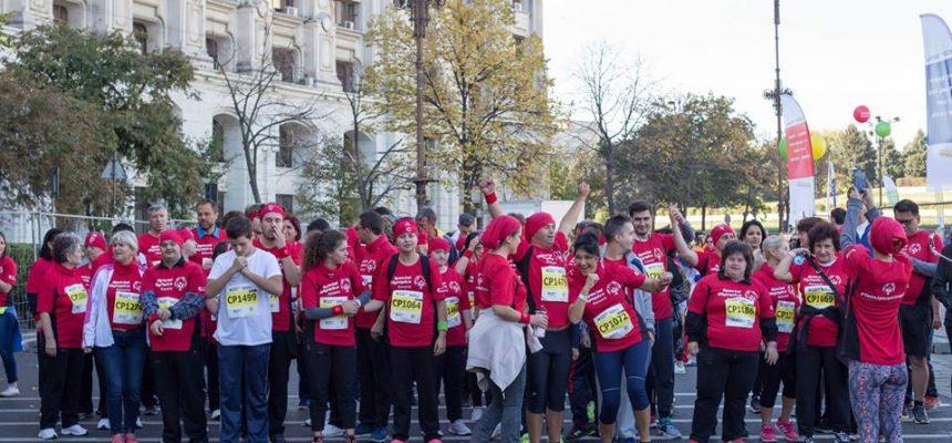 Linia roșie la maraton