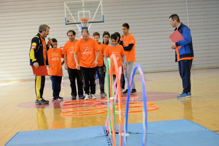 #SportUnificat la Giurgiu, în cadrul proiectului finanțat de Adobe Foundation