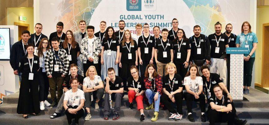 O lecție despre Generația Unificată, la Summitul Global al Tinerilor Lideri Special Olympics de la Abu Dhabi