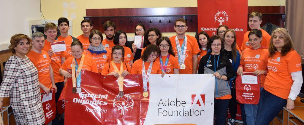 Special Olympics Romania, Consiliul Tinerilor
