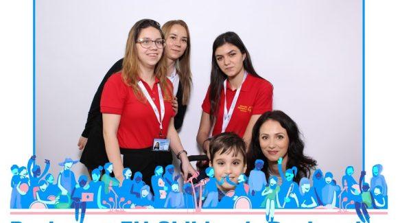 Declarația de la București a copiilor din Uniunea Europeană le recunoaște dreptul de a se exprima