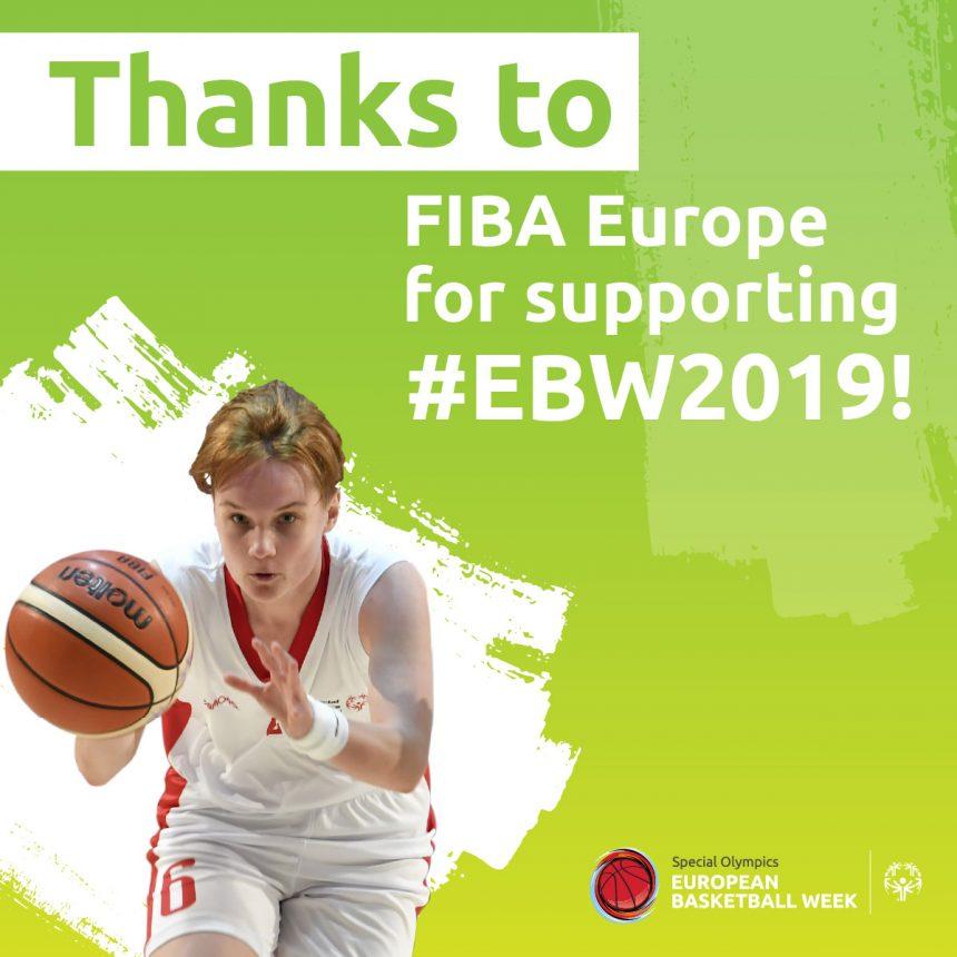 Evenimentele din România din Săptămâna Europeană a Baschetbalului Special Olympics