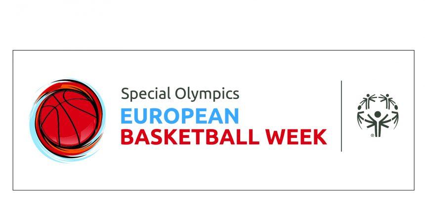 Săptămâna Europeană a Baschetbalului Special Olympics, celebrată și în România
