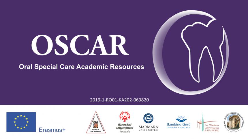 OSCAR – programul oro-dentar care aduce medicii mai aproape de pacienții cu nevoi speciale