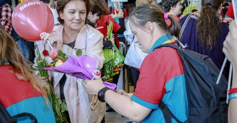 """Ioana Pivniceru – """" Pentru Andreea, Special Olympics este centrul universului ei"""""""