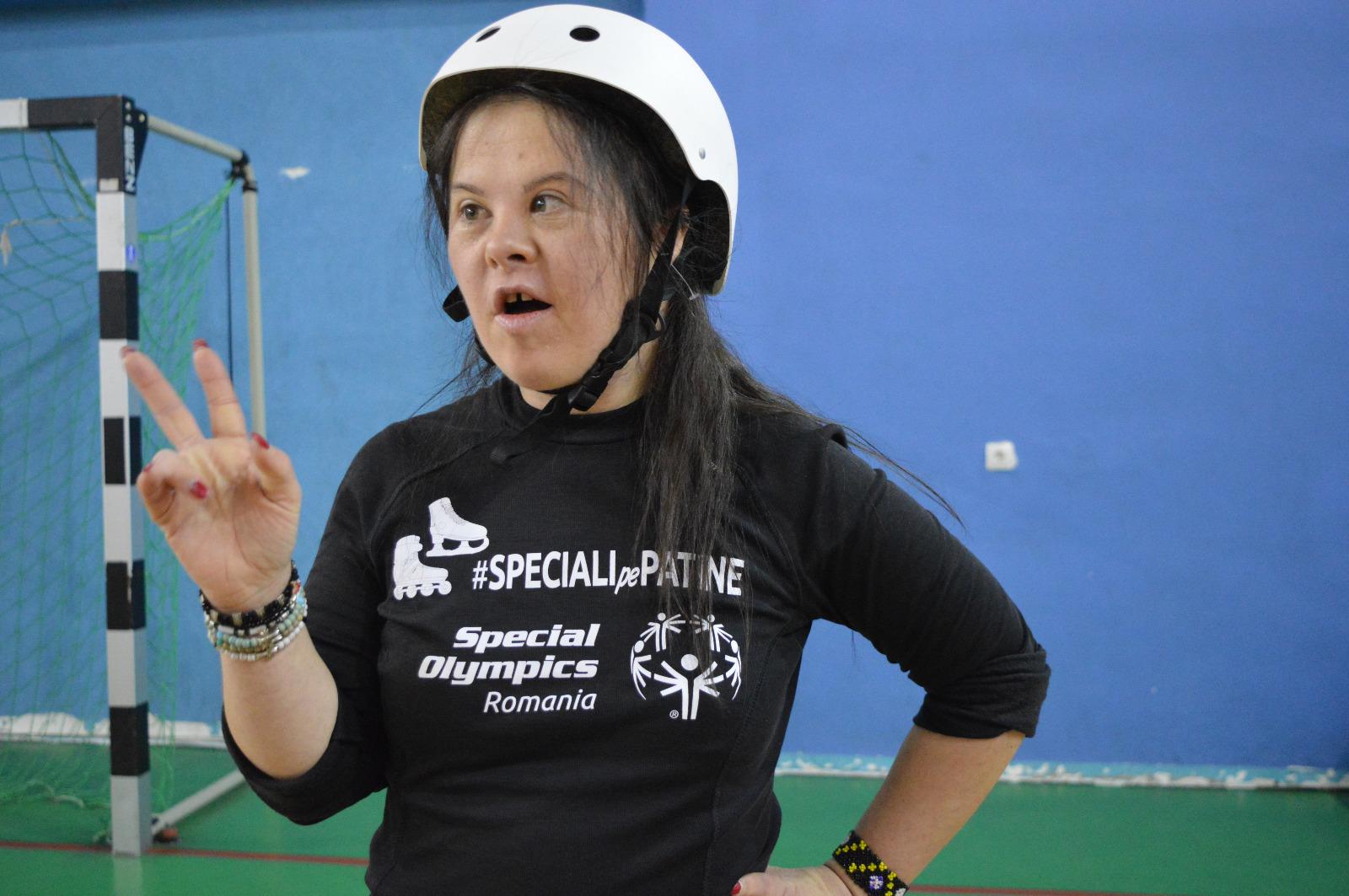 Special Olympics Romania, Speciali pe Patine, Cluj-Napoca (1) – Copy