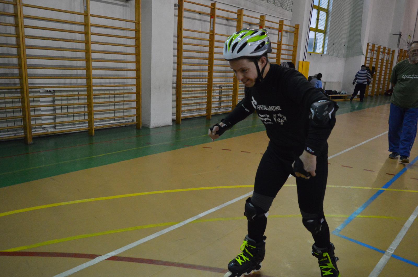 Special Olympics Romania, Speciali pe Patine, Cluj-Napoca (2) – Copy
