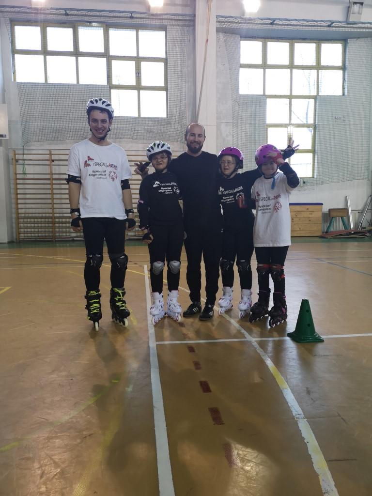 Special Olympics Romania, Speciali pe Patine, Cluj-Napoca (6) (Medium)