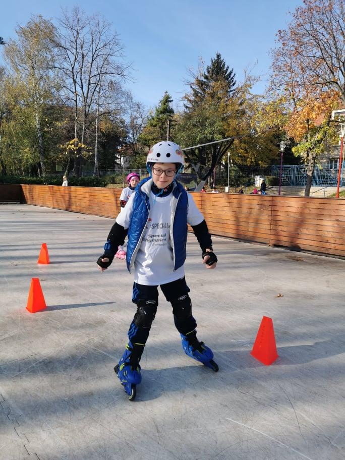 Speciali pe patine, Special Olympics, Timisoara (10)
