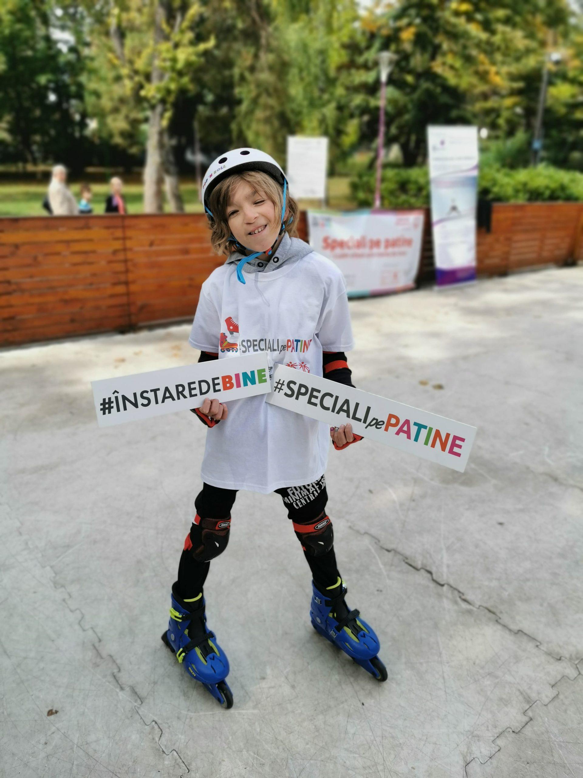 Speciali pe patine, Special Olympics, Timisoara (3)