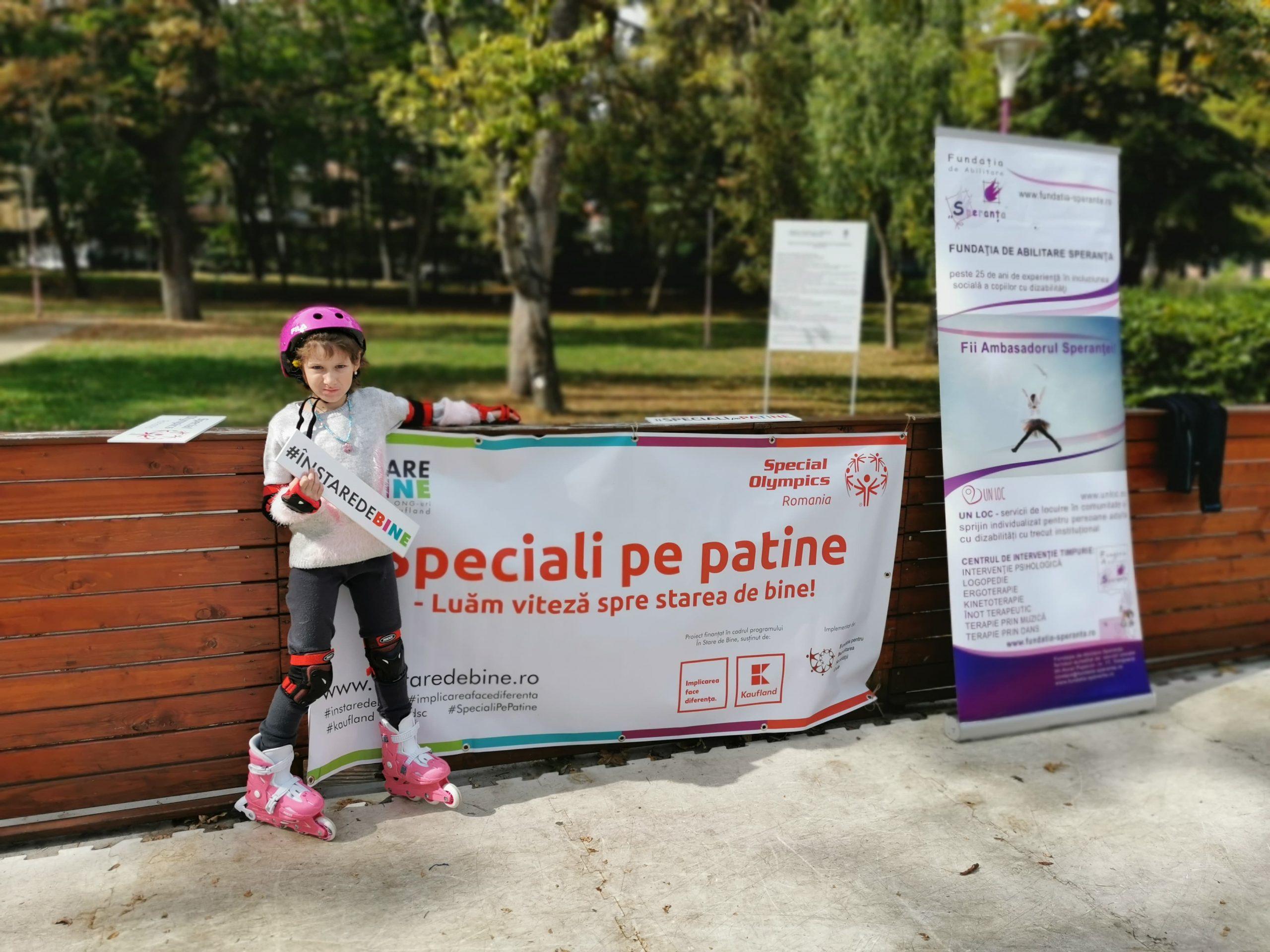 Speciali pe patine, Special Olympics, Timisoara (6)