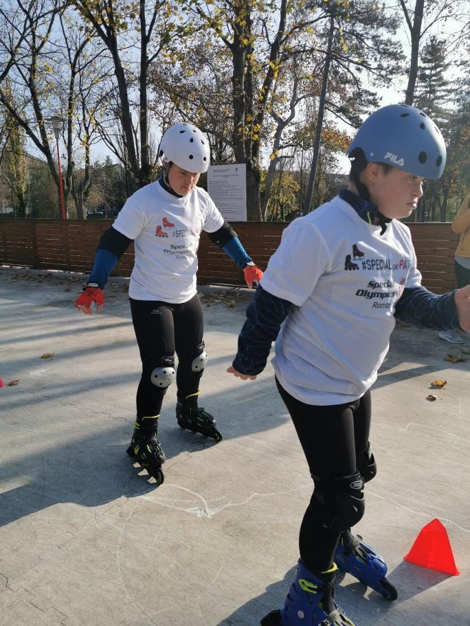 Speciali pe patine, Special Olympics, Timisoara (7)