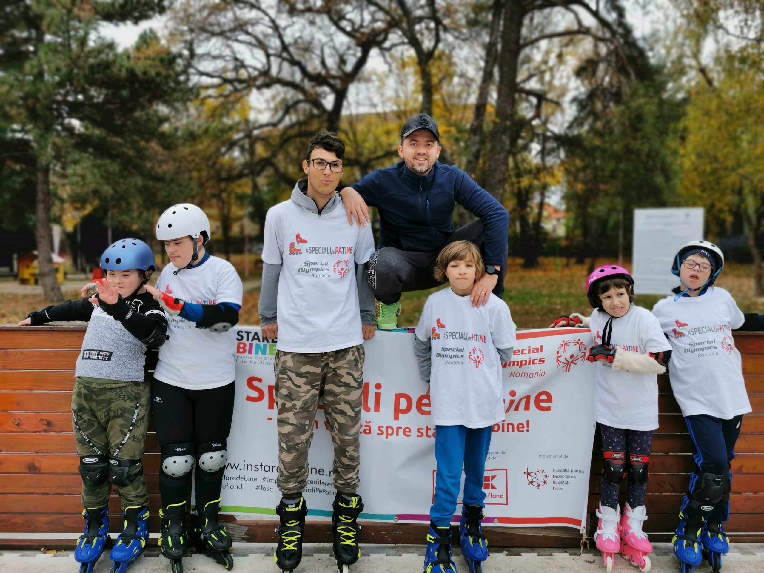 Speciali pe patine, Special Olympics, Timisoara (8)
