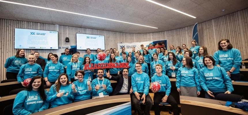 Discuții, învățare și zâmbete la Summitul European al Tinerilor Lideri Special Olympics din Suedia 2020
