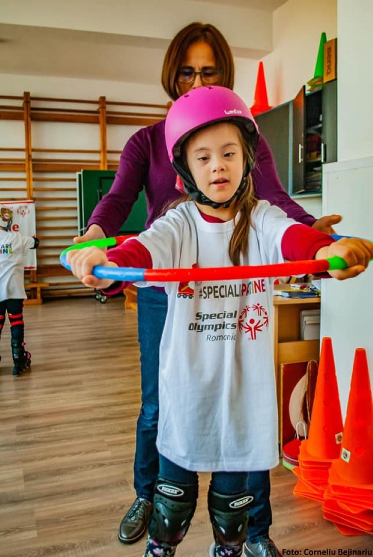 Speciali Pe Patine, Special Olympics Romania, Galati (2)