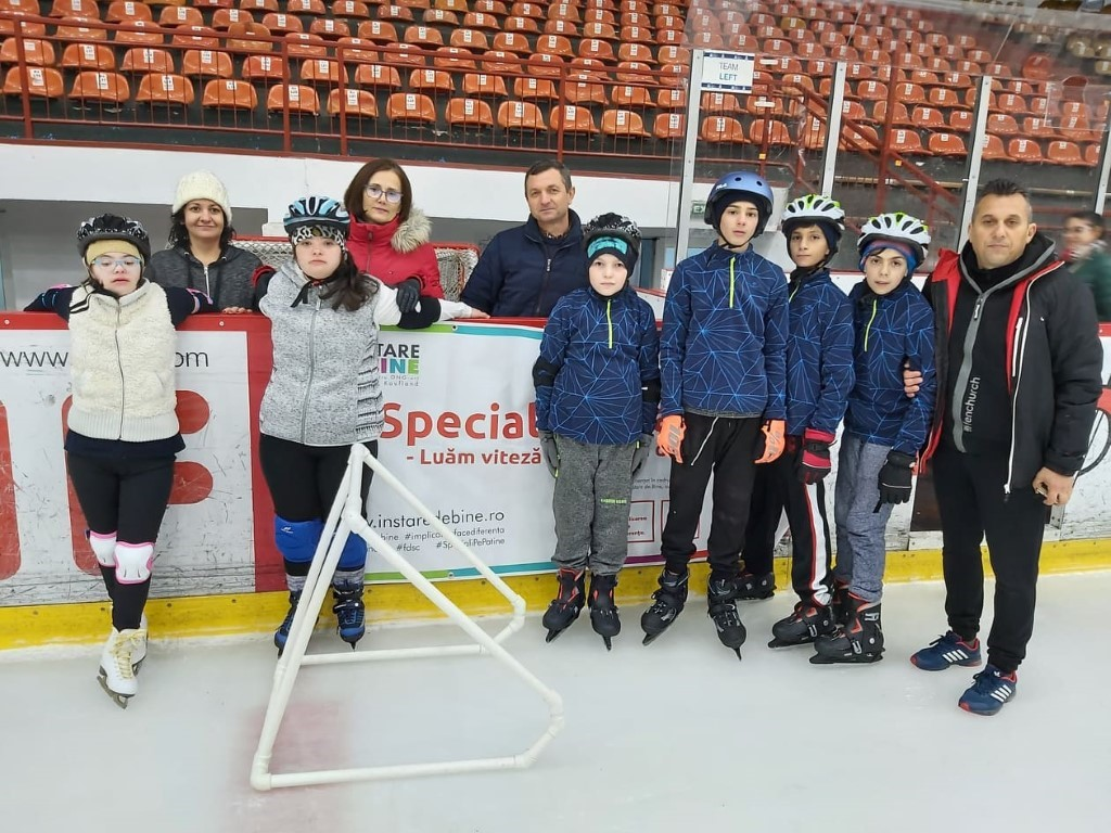Speciali Pe Patine, Special Olympics Romania, Galati (4)