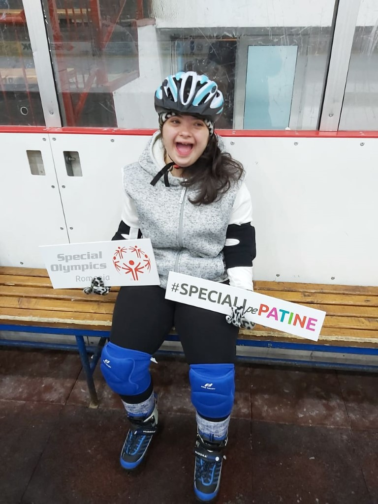Speciali Pe Patine, Special Olympics Romania, Galati (6)