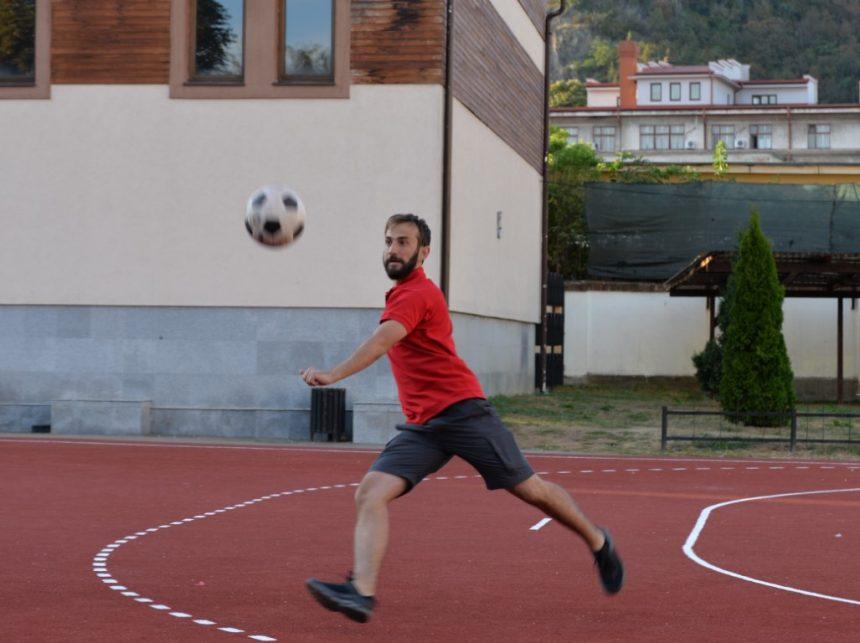 Fitness Guru, colegul nostru Andrei Anuțoiu