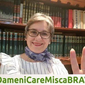 #OameniCareMiscaBRAVII – Liana Vîslan, președinte Asociația Langdon Down Oltenia