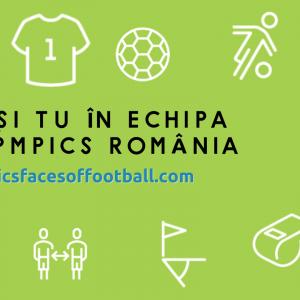 Săptămâna Europeană a Fotbalului Special Olympics se lansează on-line prin intermediul unui hub digital