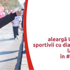 Aleargă UNIFICAT în #TeamSpecialOlympics România în 16-17 octombrie la Maratonul Raiffeisen București